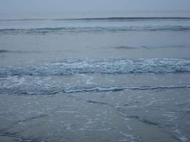 海边回家简笔画