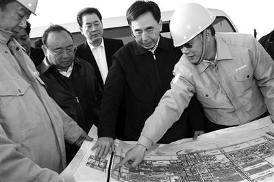 争取尽快批复;湛江东海岛铁路项目建议书已经部