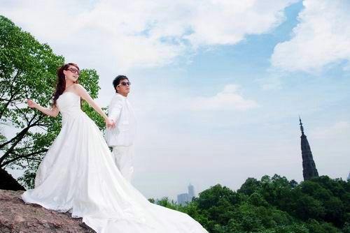准情侣海南三亚拍摄婚纱照片4