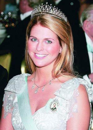 瑞典公主维多利亚
