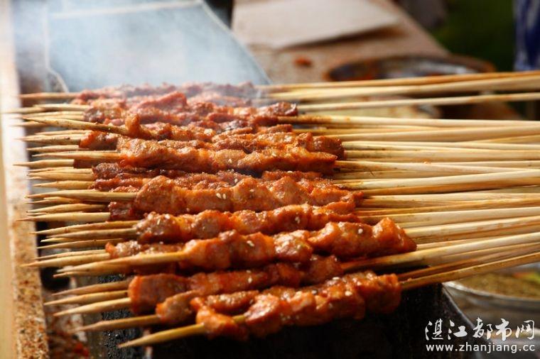 【2012湛江海鲜美食节】阿凡提烤肉