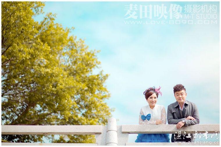 湛江麦田婚纱摄影2013贺岁片图片