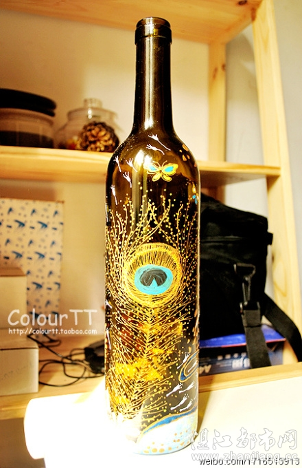 8月16日玻璃瓶彩绘活动召集图片