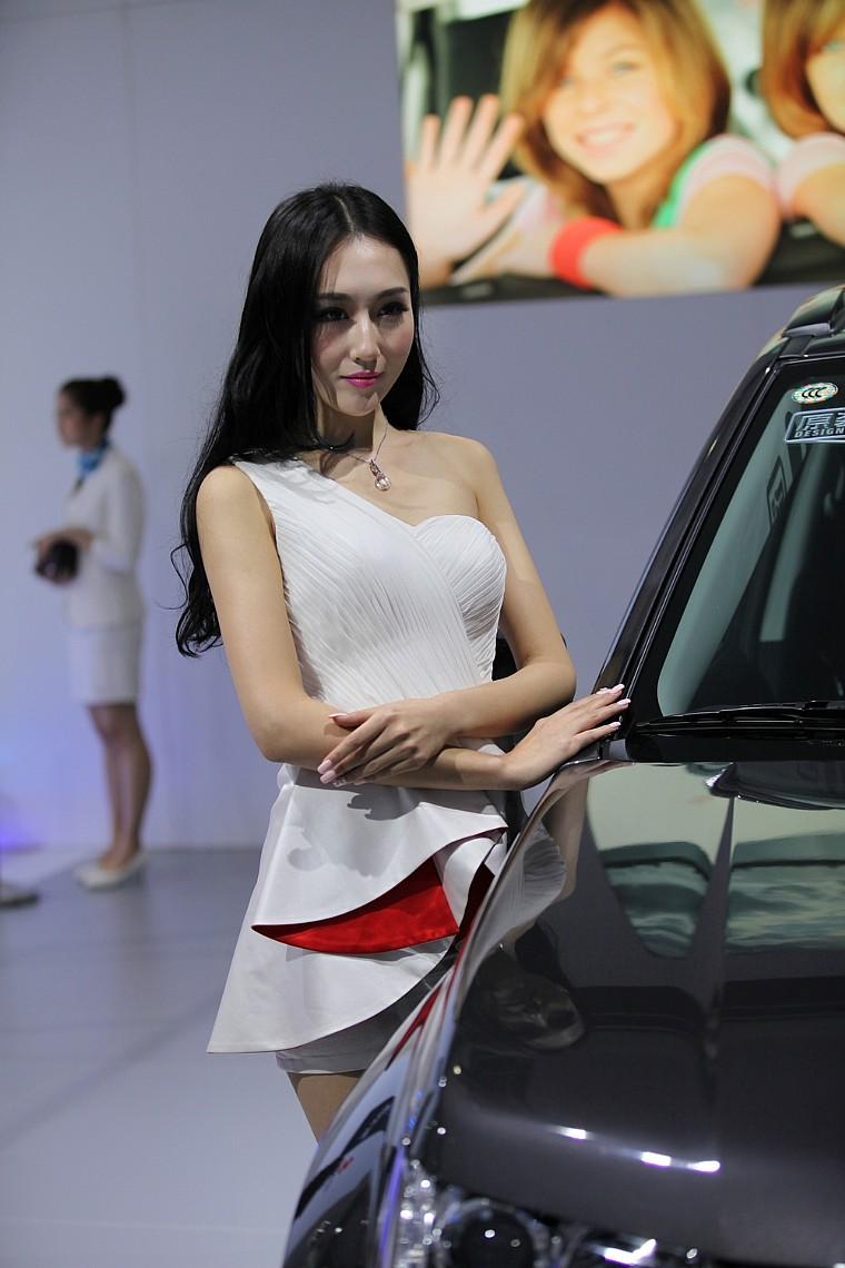 2014广州车展部分车模