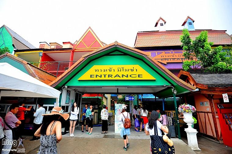 泰国欧式风情园_摄影部落