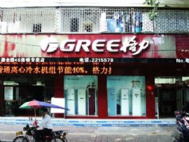 湛江市霞山区格力电器全国4S连锁专卖逸仙路店